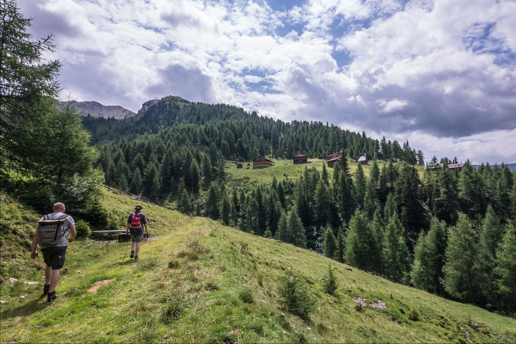 Berg(t)raum | Männer-Bergwanderwochenende